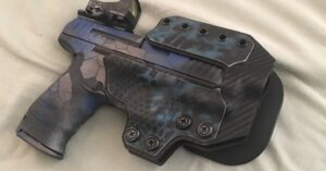 #DIGTHERIG – Tom and his Walther PPQ M2 in a Reign Tactical Holster
