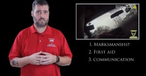 Crazy Situation Shows Need For Marksmanship | Active Self Protection
