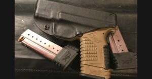 #DIGTHERIG – Philip and his Springfield XDs in a Vedder Holster