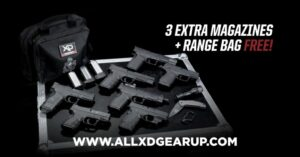 Springfield Armory's XD Gear Up Promotion Is In Full Swing
