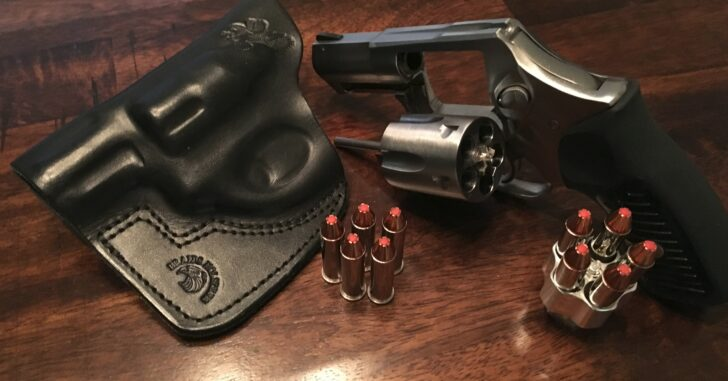 #DIGTHERIG – WheelGun Jimmy and his Ruger SP101 Model 5720 in a Braids Holster