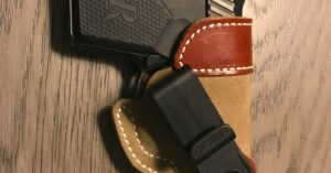 #DIGTHERIG – Troy and his Remington RM380 in either a Remora Holster or DeSantis Holster