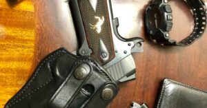 #DIGTHERIG – Cruz and his Colt Combat Commander in a Galco Holster