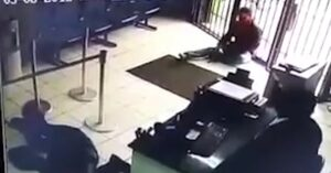 [WARNING: GRAPHIC] Armed Robbers Are Taken Out By Armed Guard, But He Went Too Far In The End