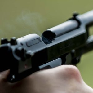Firing m9