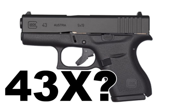 Glock 43x With 10 Round Capacity It May Be Coming Next Month