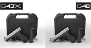 GLOCK Introduces The 43X and 48 To Their Lineup