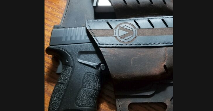 #DIGTHERIG – Gary and his Springfield XDs MOD.2 in a Versacarry Holster