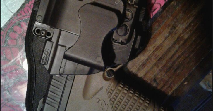 #DIGTHERIG – Tyler and his Springfield XDs in a Alien Gear Holster