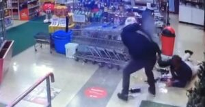 [WARNING: GRAPHIC] Armed Citizen Takes Bullet From Robber, But Fights On And Empties Magazine