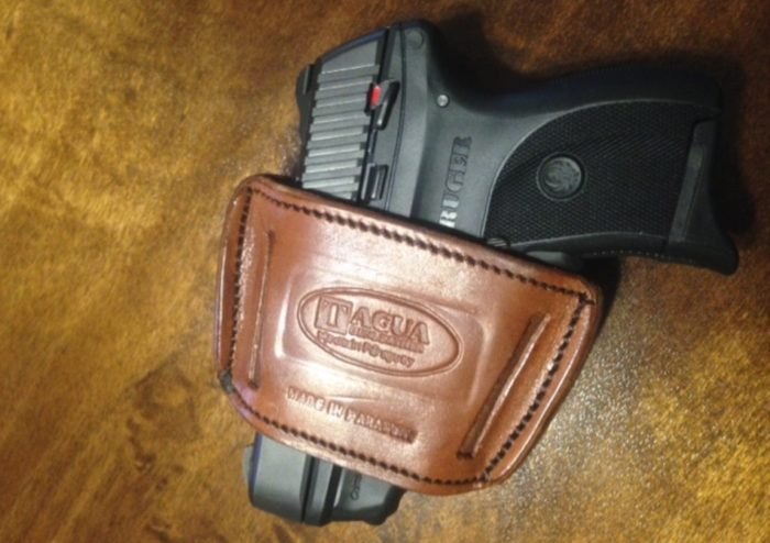DIGTHERIG – John and his Ruger LC9 in a Tagua Holster – Concealed Nation