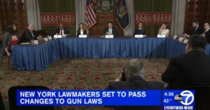 New York State Strikes Again With SAFE Act 2.0 Restricting Gun Rights Like Never Before