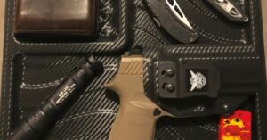 #DIGTHERIG – Paul and his Sig Sauer P320C in a We The People Holster