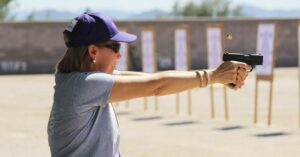 Women And Guns: Who's Buying What? TWAW Survey Shows Surprising Results