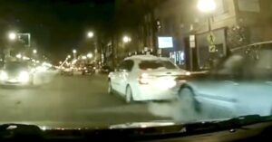 Dashcam Video Of Road Rage Shooting In Chicago