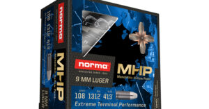 """""""Likely the most expansive 9mm bullet in the world"""" Released By Norma"""