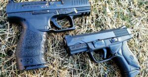 [VIDEO] Handgun Showdown: Walther vs Ruger
