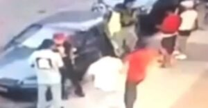[WATCH] Armed Thug Gets Serious Beatdown Via A Little Street Justice