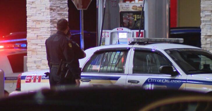 Child Custody Dispute Turns Gun Fight At Orlando Gas Station