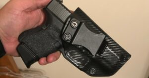 #DIGTHERIG – Byron and his Glock 26 in a Concealment Express Holster