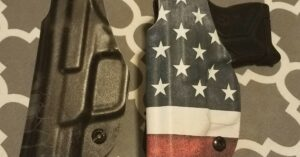 #DIGTHERIG – Jeff and his Ruger LCP in a Vedder Holster