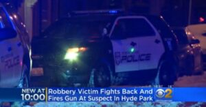 Female Concealed Carrier In Chicago Shoots At Would-be Robber