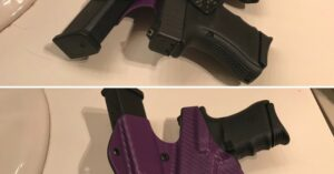 #DIGTHERIG – John and his Glock 29 in a Knightfall Customs Holster