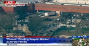 BREAKING LIVE VIDEO: Mass Shooting Reported In Aurora Illinois At Manufacturing Facility