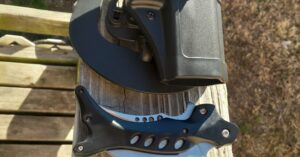 #DIGTHERIG – Lou and his Smith & Wesson M&P 9 in a Blackhawk Holster