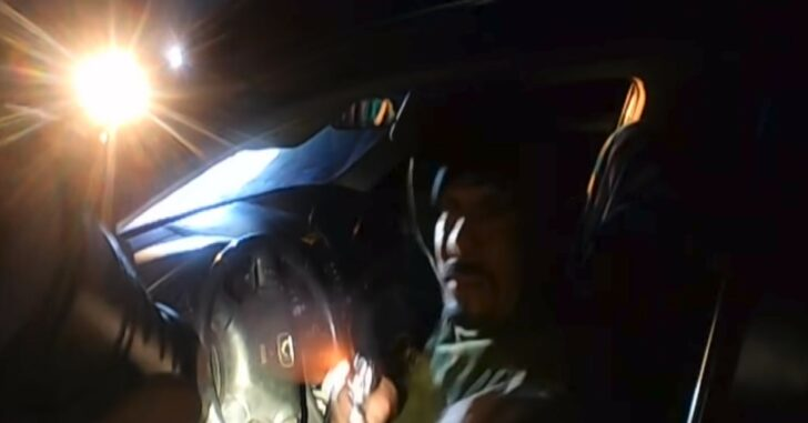 [VIDEO] Deported 3 Times And Coming Back For Shelter In CA, Man Fires At Officer During Traffic Stop But Doesn't Survive