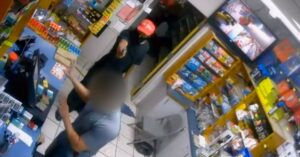 [VIDEO] No F's Given Robber Shoots Man In Head; Why Compliance Doesn't Always Work