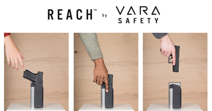 Vara Safety Reach: The Gun Safe You Never Knew You Needed, And It Was A Huge Hit At SHOT Show