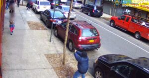[WATCH] NYC Gun Laws Fail, Man Opens Fire On Busy Street While Children Present, Posts Bail