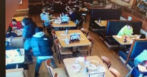 [VIDEO] Are You Truly Prepared As Best You Can Be For A Gunfight During Breakfast At IHOP?