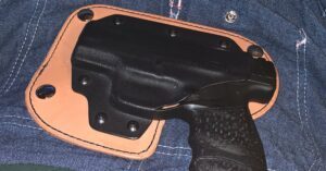 #DIGTHERIG – Terry and his Walther PPS M2 in a MultiHolster