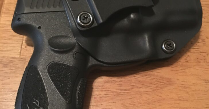 #DIGTHERIG – Kenny and his Taurus G2C in a Concealment Express Holster