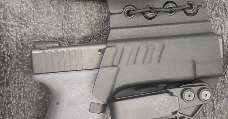 #DIGTHERIG – Jared and his Glock 19 in a TXC Holster