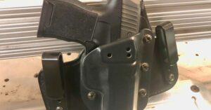 #DIGTHERIG – Mike and his Sig Sauer P365 in a TEN80 Tactical Holster