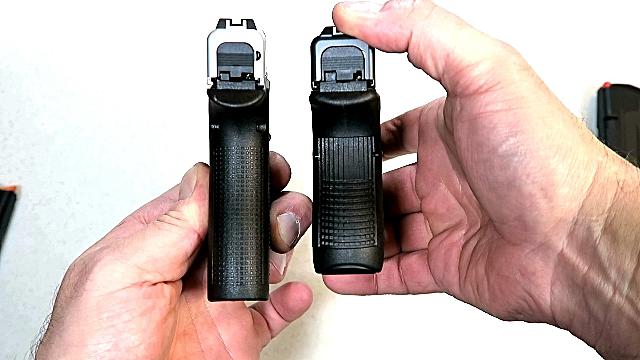 VIDEO] Glock 43x vs Glock 26 – Concealed Nation