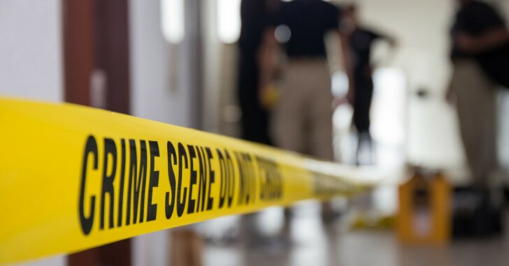 Wild Shootout During Home Invasion Leaves Both Homeowner, Intruder Shot