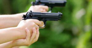 Irresponsible Gun Owner  Shoots At Fleeing Car Thief, Putting Lives In Danger