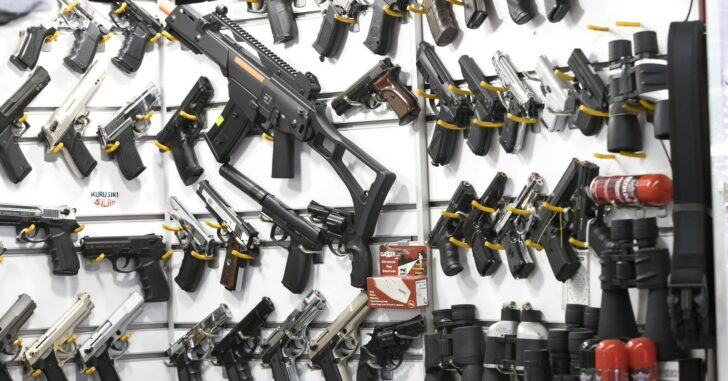 BREAKING: DHS States That Firearm Manufacturers And Retailers Are Essential Businesses