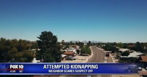 11-Year-Old Girl Saved From Kidnapping Attempt Thanks To Nearby Armed Citizen