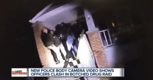 MAJOR FAIL: Body Cam Footage Shows Police Beating the Living Crap Out of Each Other During Botched Drug Raid