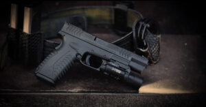 THE LEGENDARY SPRINGFIELD XD(M)®, NOW TO THE POWER OF 10