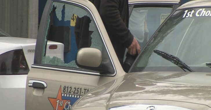 Armed 17-Year-Old Is No Match For Armed Cab Driver