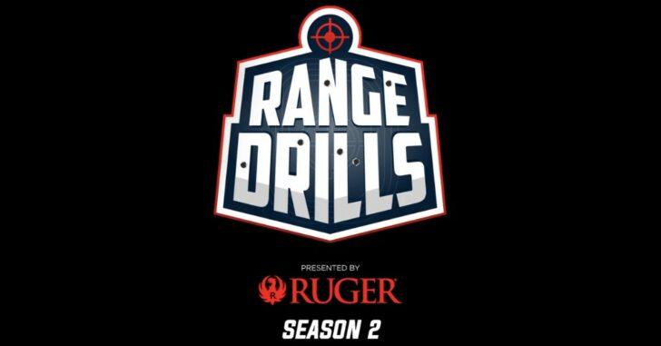 Ruger Range Drills Season 2 Episode 2 – Shooting Around Barricades