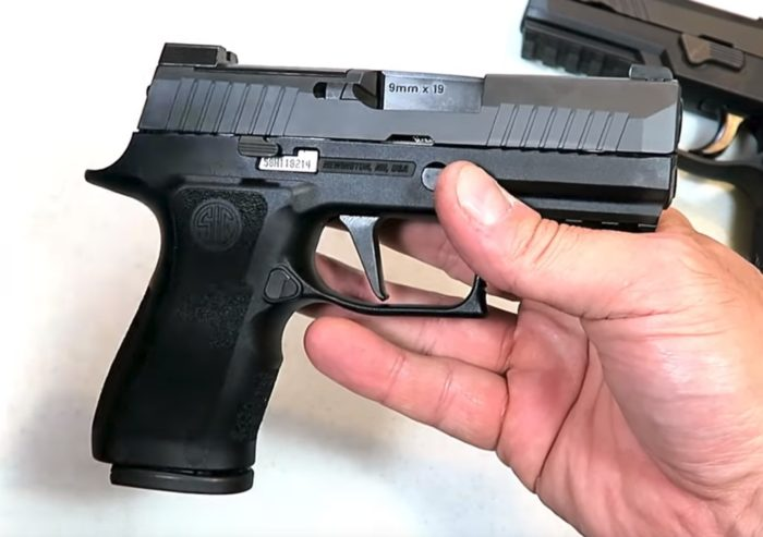 FIREARM REVIEW] Sig Sauer P320 XCompact – Concealed Nation