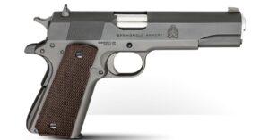 Springfield Armory's 1911 Defenders Series Mil-Spec