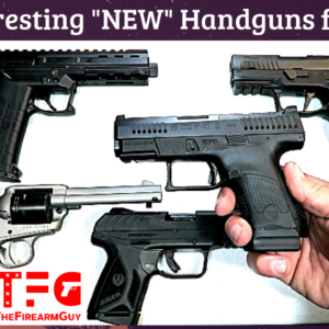 "VIDEO] 20 Interesting ""NEW"" Handguns in 2019 – Concealed Nation"